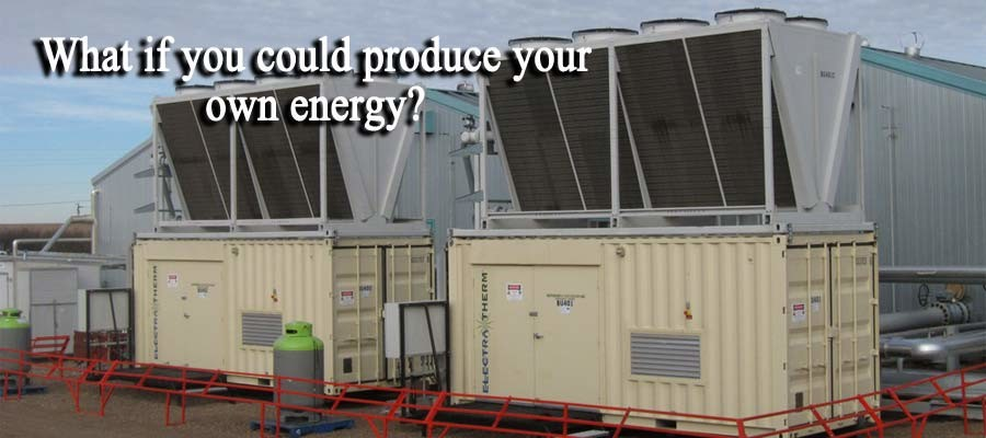 What if you could produce your own energy?