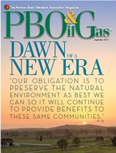 PBOG Magazine Cover When Black Gold Turns Green