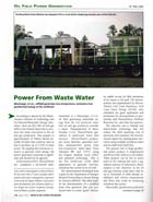 Power From Waste Water