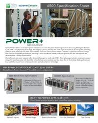 Power+ 6500 Spec Sheet