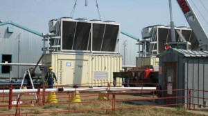 Natural gas distributed generation